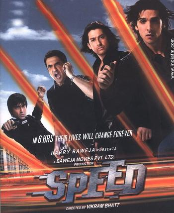 Speed - music review by Samir Dave - Planet Bollywood