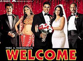 Welcome - music review by Gianysh Toolsee - Planet Bollywood