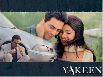 Yakeen (2005) - Arjun Rampal, Priyanka Chopra, Kim Sharma, Sudhanshu Pandey and Saurabh Shukla