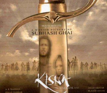 kisna album cover
