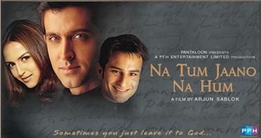 Na Tum Jaano Na Hum - movie review by Rakesh Budhu ... Na Tum Jaano Na Hum