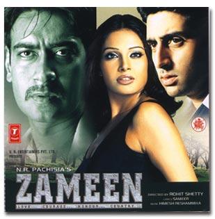 Zameen (2003) - Ajay Devgan, Abhishek Bachchan, Bipasha Basu, Mukesh Tiwari, Pankaj Dheer, Mohan Joshi, Amrita Arora, Ram Awana, Kamal Chopra, Surender Dhavle, Subrata Dutta, Gulshan, Pawan Jain, Jasbir, Madan Joshi, Raja Kapse, Eijaz Khan, Govi