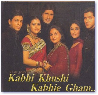 Planet-Bollywood - Music Review - Kabhi Khushi Kabhie Gham