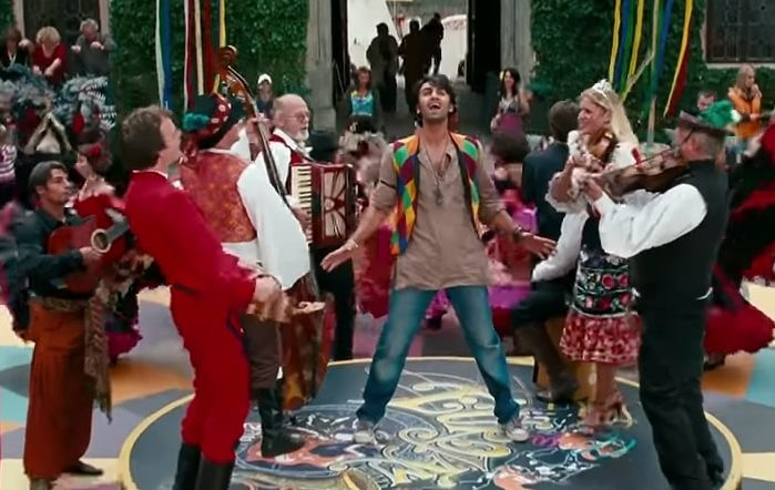 How Irshad Kamil adapted a Czech folklore for the song Hawaa Hawaa from Rockstar - Planet Bollywood