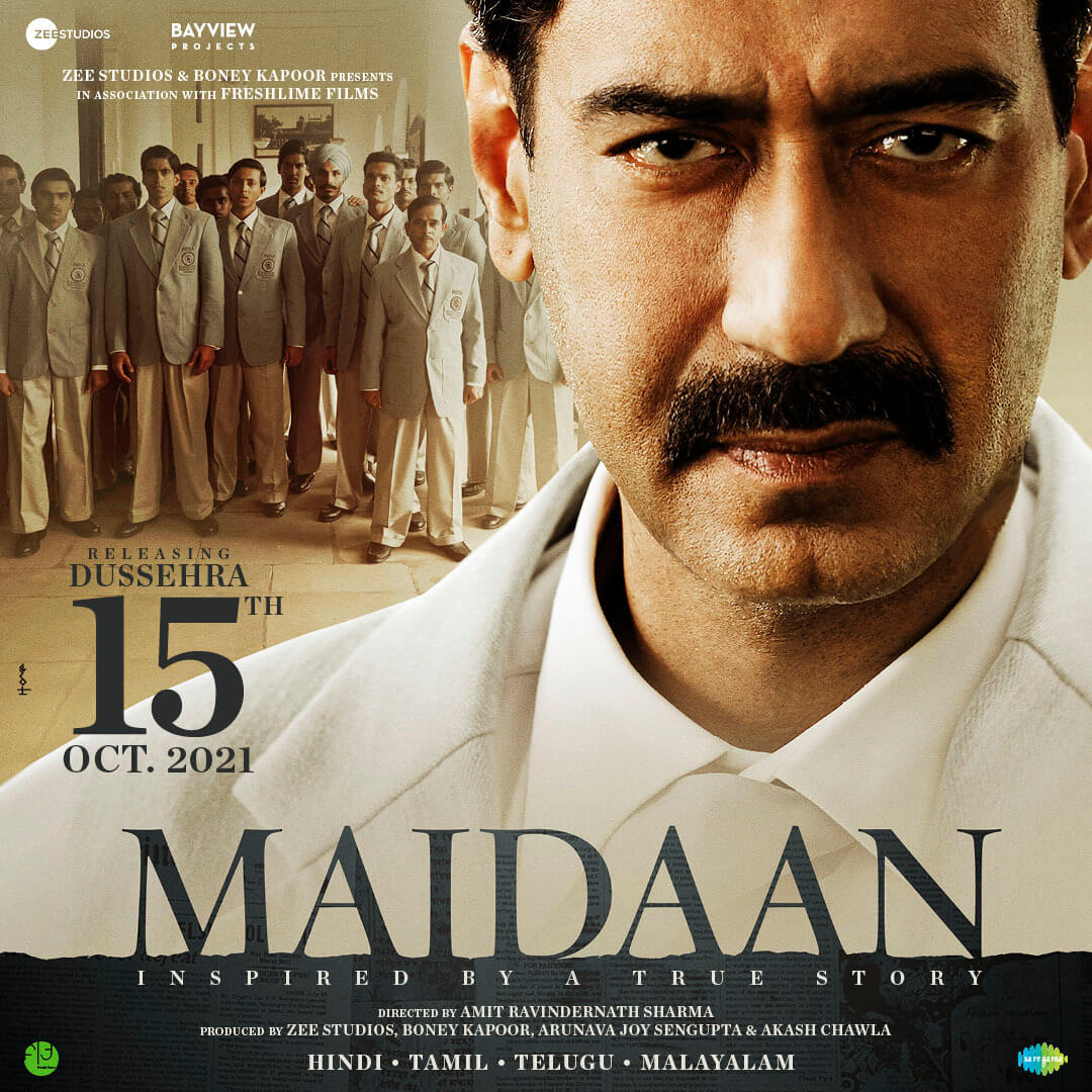 AJAY DEVGN'S MAIDAAN GETS A NEW RELEASE DATE